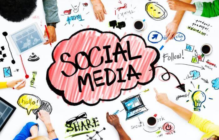 social media markeing